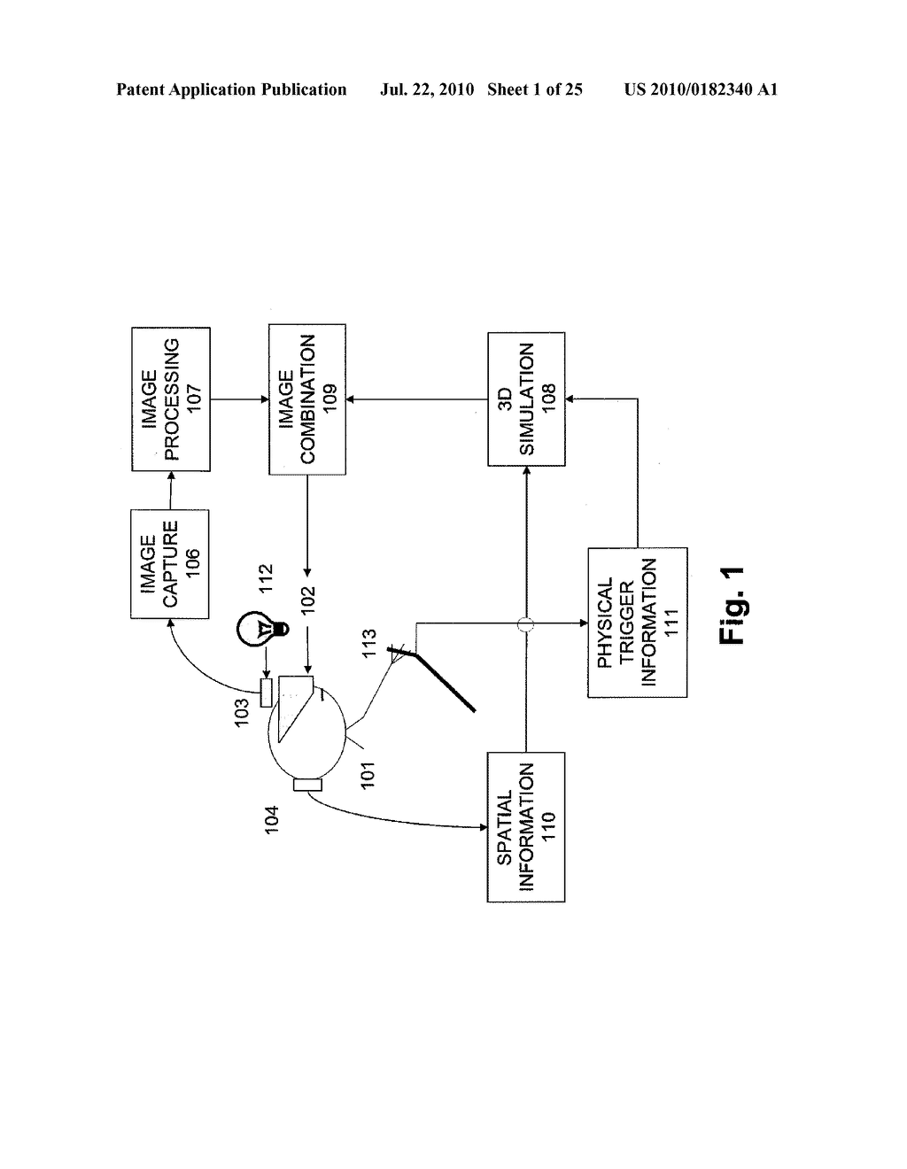 SYSTEMS AND METHODS FOR COMBINING VIRTUAL AND REAL-TIME PHYSICAL ENVIRONMENTS - diagram, schematic, and image 02