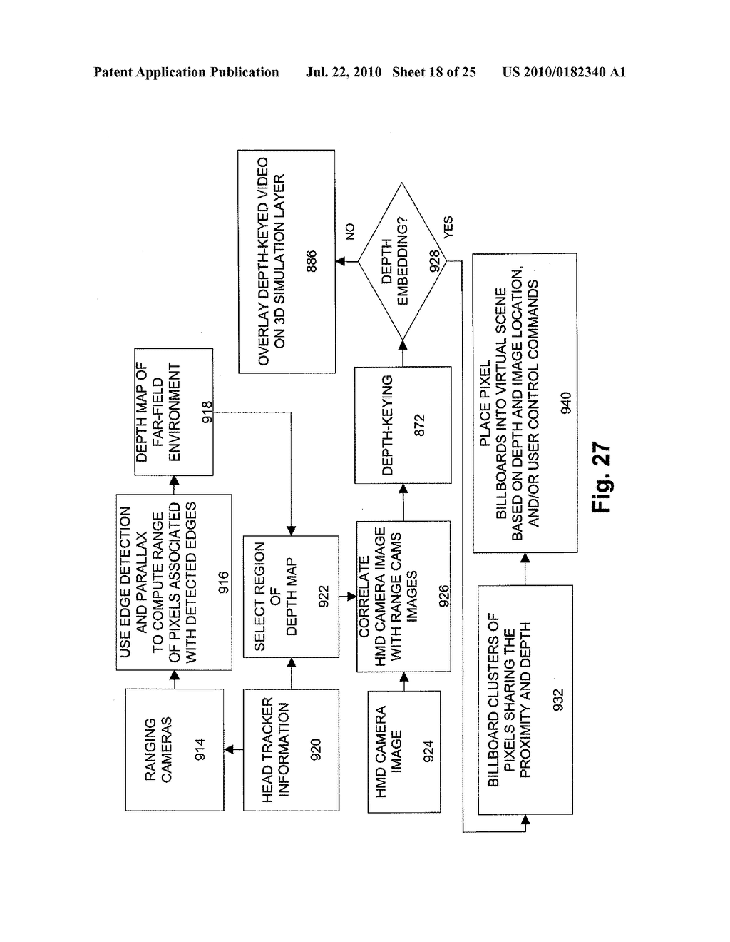 SYSTEMS AND METHODS FOR COMBINING VIRTUAL AND REAL-TIME PHYSICAL ENVIRONMENTS - diagram, schematic, and image 19