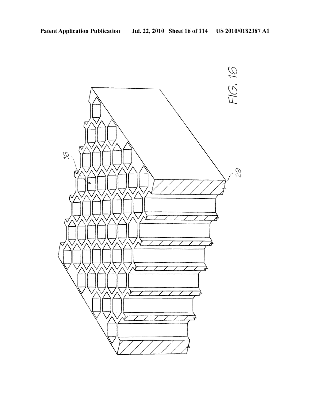 RESERVOIR ASSEMBLY FOR SUPPLYING FLUID TO PRINTHEAD - diagram, schematic, and image 17