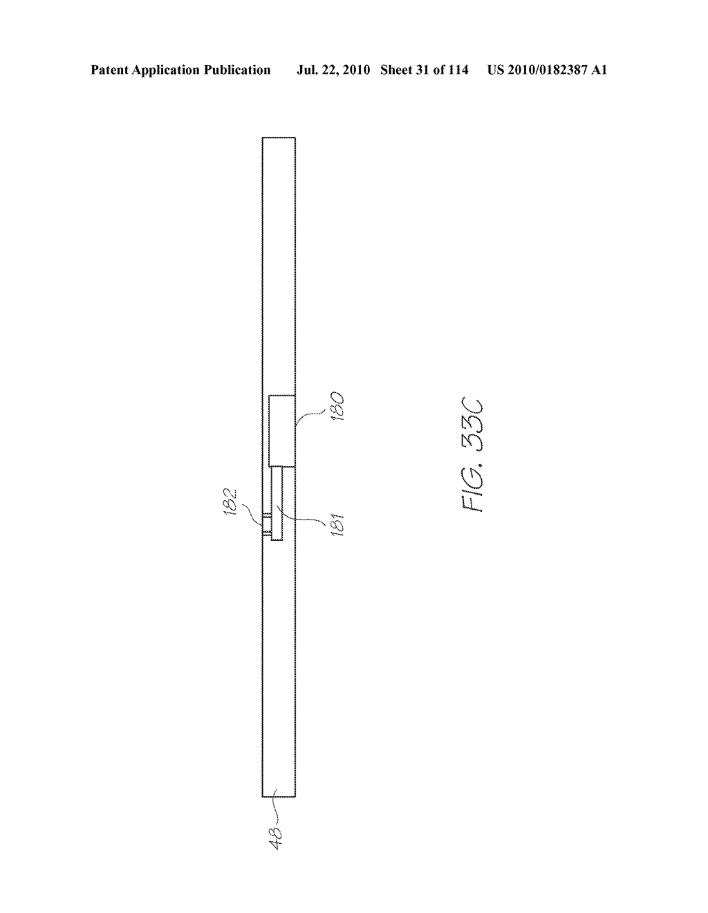 RESERVOIR ASSEMBLY FOR SUPPLYING FLUID TO PRINTHEAD - diagram, schematic, and image 32