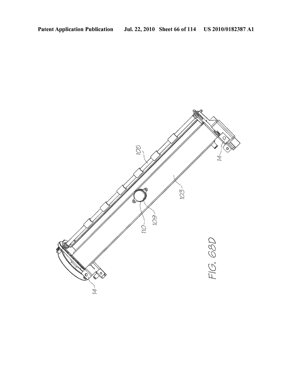 RESERVOIR ASSEMBLY FOR SUPPLYING FLUID TO PRINTHEAD - diagram, schematic, and image 67