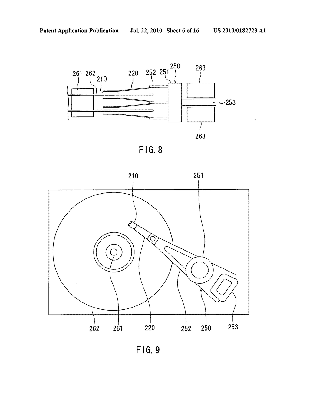 Magnetic detector including magnetoresistive element and impact sensor - diagram, schematic, and image 07