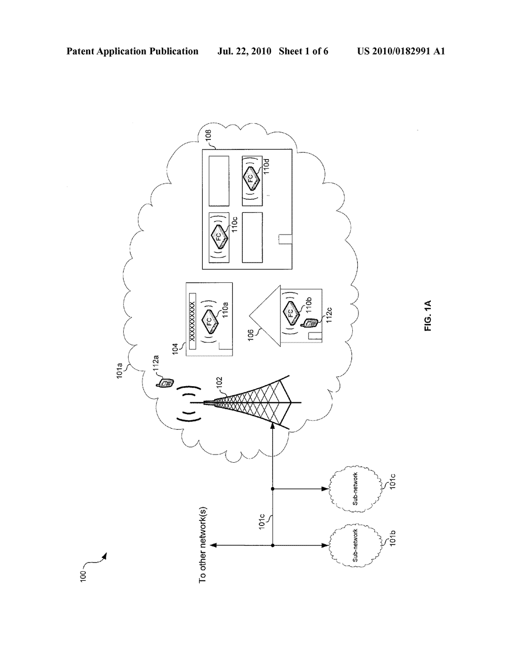 METHOD AND SYSTEM FOR PRESERVING CONTENT TIMING ACROSS FEMTOCELL INTERFACES VIA TIMESTAMP INSERTION - diagram, schematic, and image 02