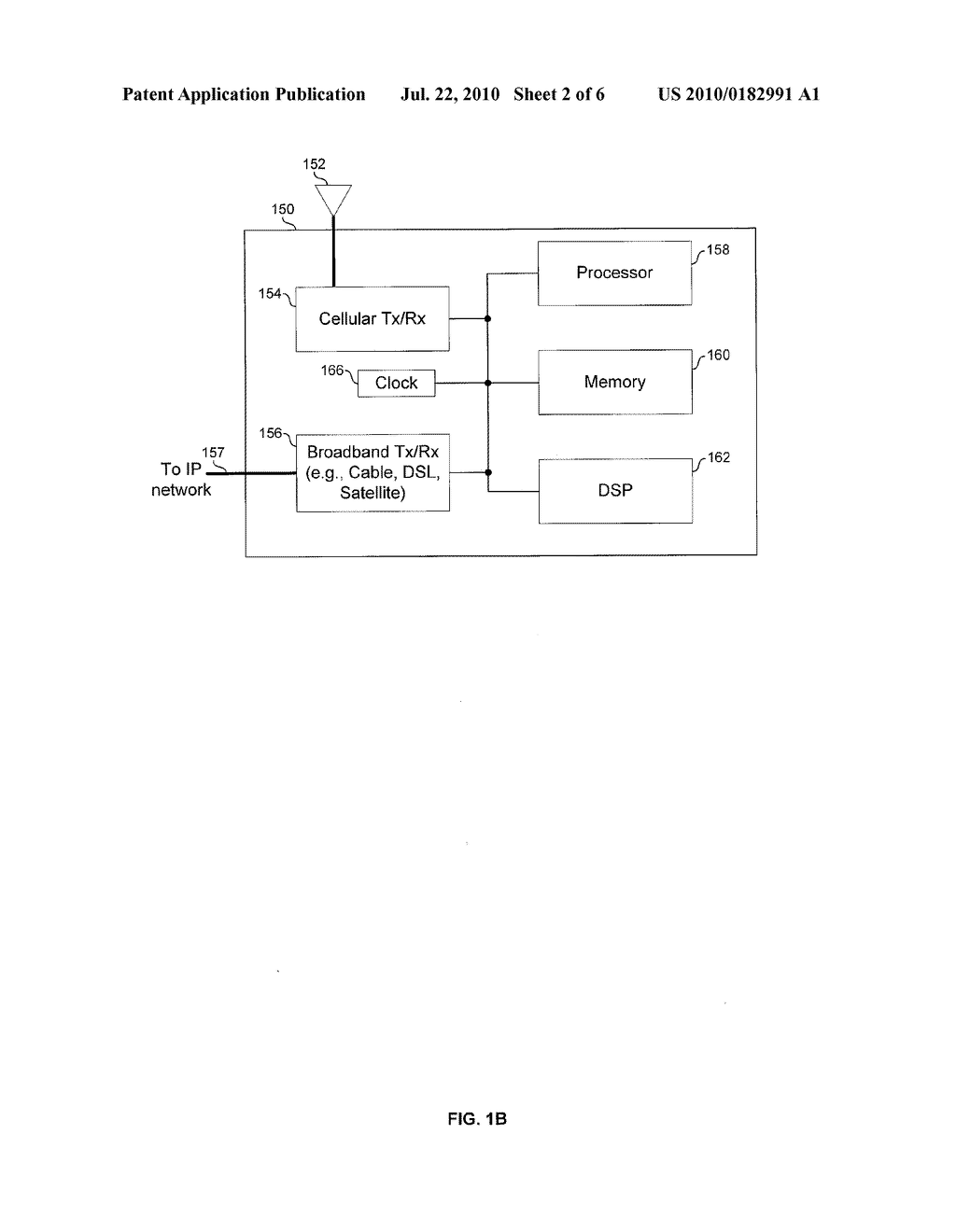 METHOD AND SYSTEM FOR PRESERVING CONTENT TIMING ACROSS FEMTOCELL INTERFACES VIA TIMESTAMP INSERTION - diagram, schematic, and image 03