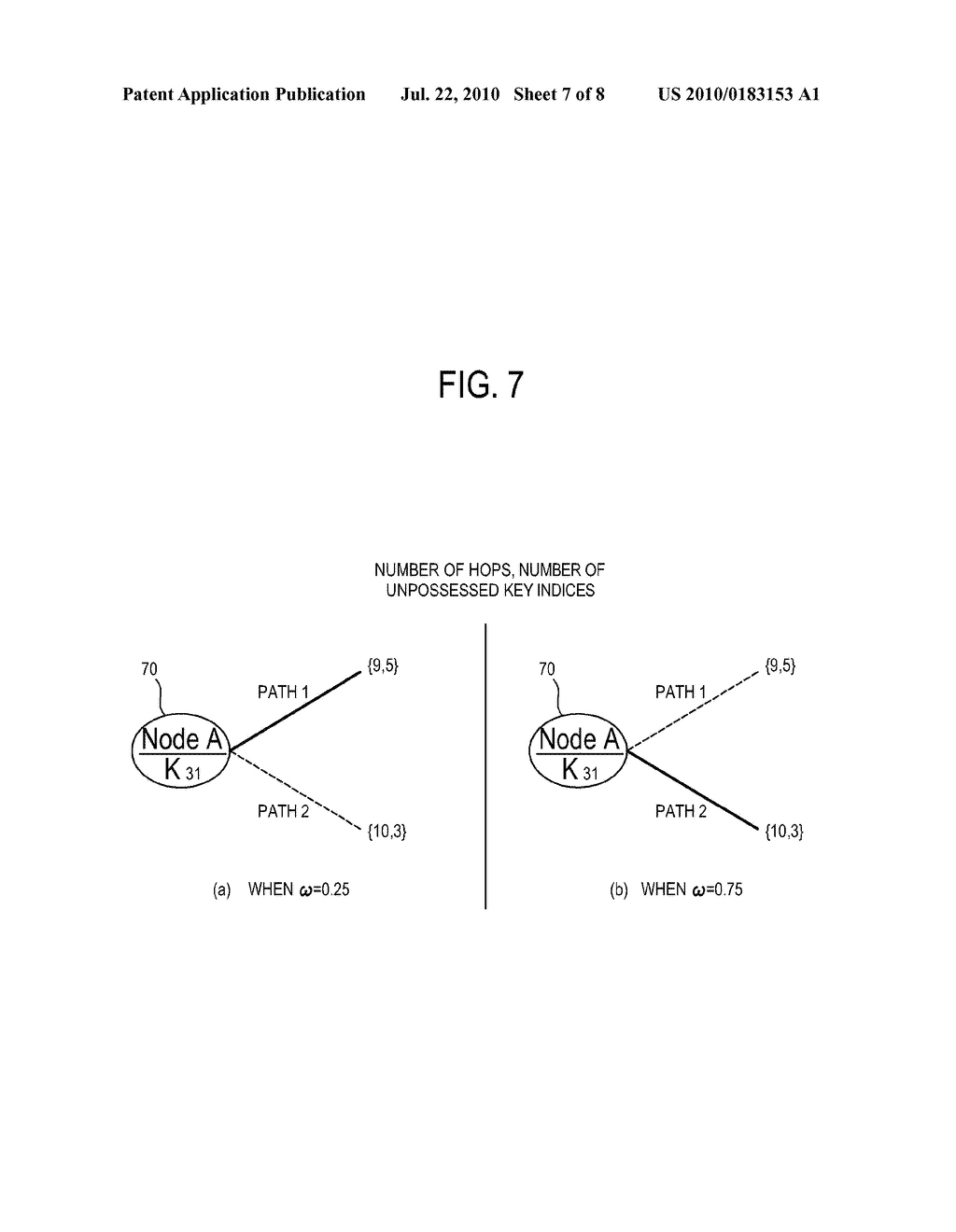 METHOD OF ESTABLISHING ROUTING PATH OF SENSOR NETWORK FOR IMPROVING SECURITY AND SENSOR NODE FOR IMPLEMENTING THE SAME - diagram, schematic, and image 08