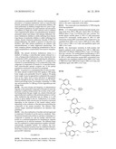1-[2-AMINO-3-(SUBSTITUTED ALKYL)-3H-BENZIMIDAZOLYLMETHYL]-3-SUBSTITUTED-1,3-DIHYDRO-BENZOIMIDAZOL-2- -ONES AND STRUCTURAL ANALOGS diagram and image