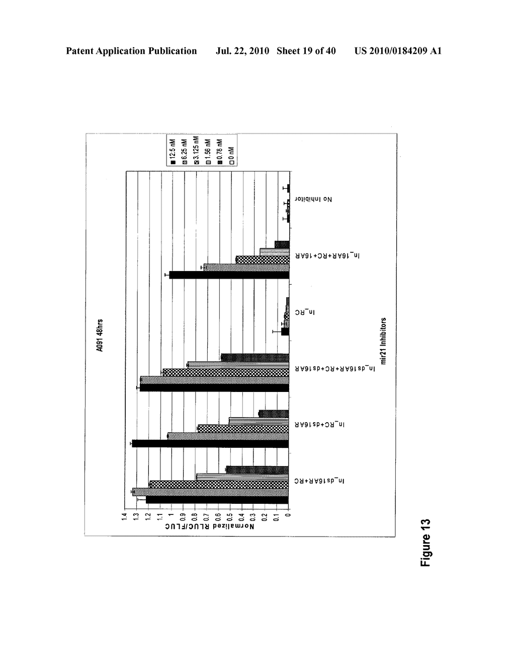 COMPOSITIONS AND METHODS FOR INHIBITING GENE SILENCING BY RNA INTERFERENCE - diagram, schematic, and image 20