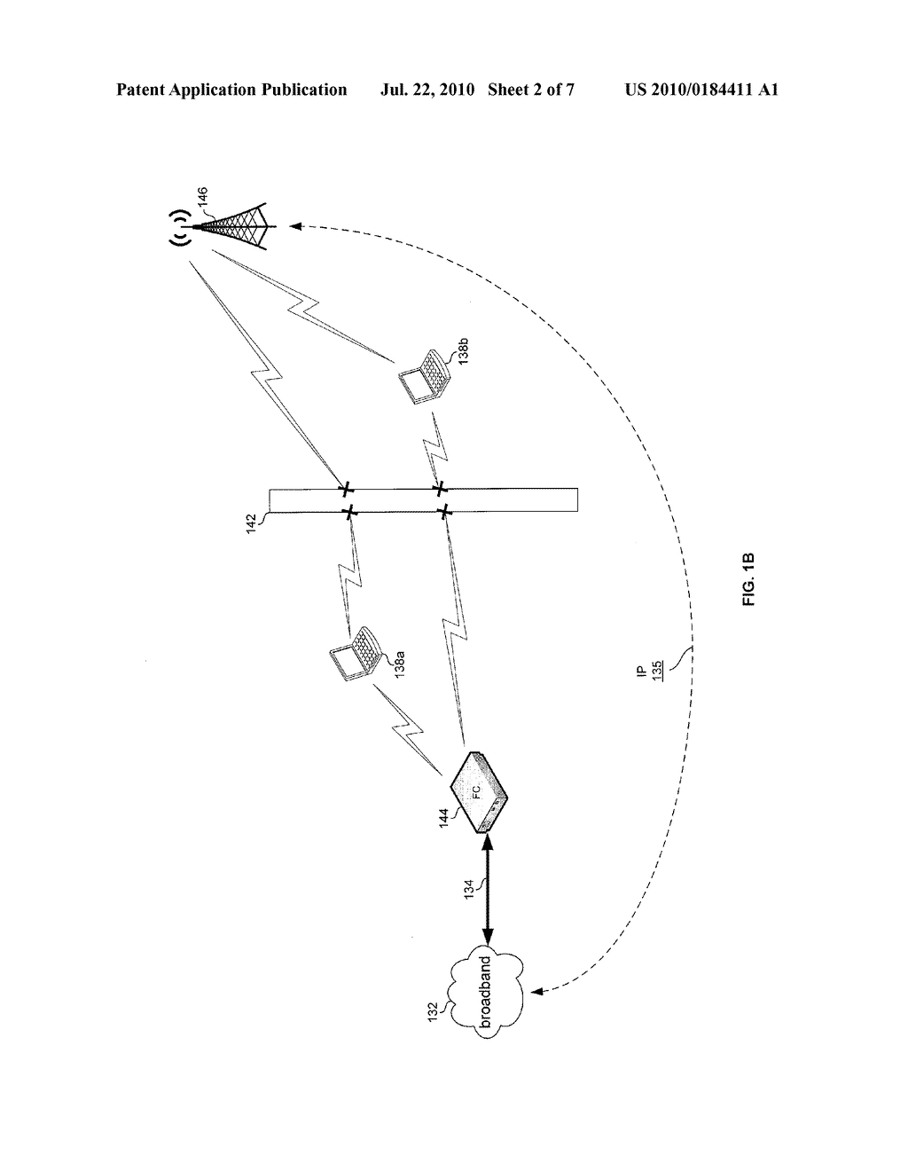 METHOD AND SYSTEM FOR CONTROLLING DATA DISTRIBUTION VIA CELLULAR COMMUNICATIONS UTILIZING AN INTEGRATED FEMTOCELL AND SET-TOP-BOX DEVICE - diagram, schematic, and image 03