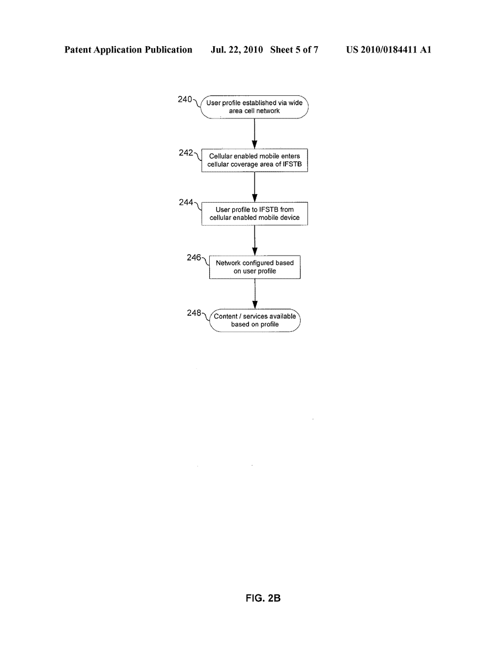 METHOD AND SYSTEM FOR CONTROLLING DATA DISTRIBUTION VIA CELLULAR COMMUNICATIONS UTILIZING AN INTEGRATED FEMTOCELL AND SET-TOP-BOX DEVICE - diagram, schematic, and image 06