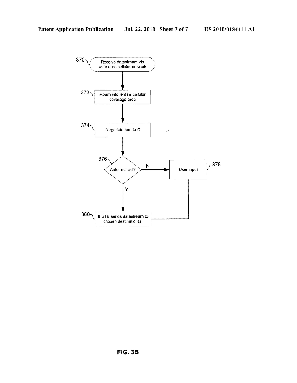 METHOD AND SYSTEM FOR CONTROLLING DATA DISTRIBUTION VIA CELLULAR COMMUNICATIONS UTILIZING AN INTEGRATED FEMTOCELL AND SET-TOP-BOX DEVICE - diagram, schematic, and image 08