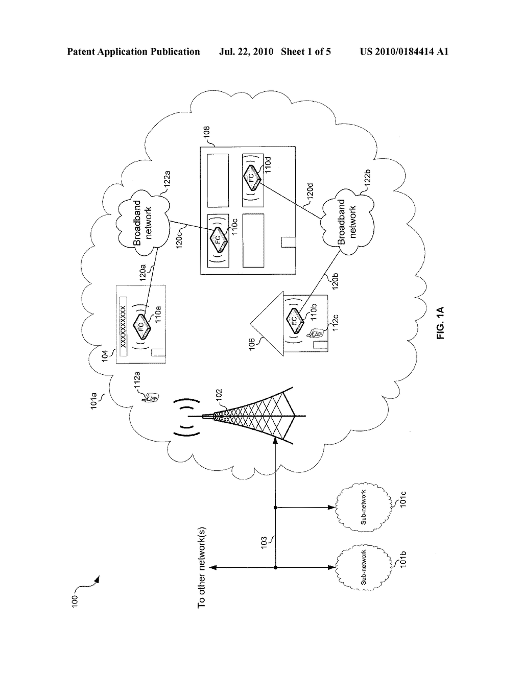 METHOD AND SYSTEM FOR PROCESSING AND DELIVERY OF MULTIMEDIA CONTENT BY AN INTEGRATED FEMTOCELL AND SET-TOP-BOX DEVICE - diagram, schematic, and image 02
