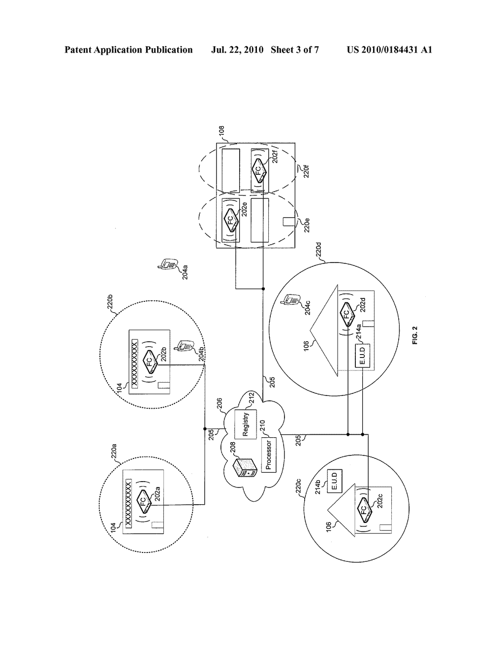 Method and System for Registering Femtocells to Provide Service - diagram, schematic, and image 04