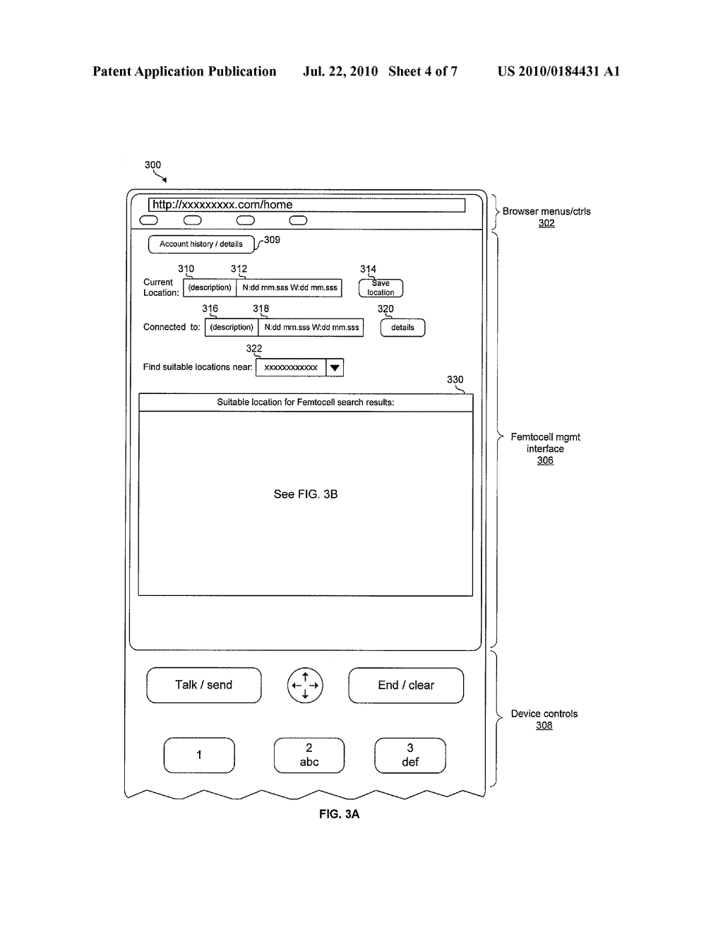 Method and System for Registering Femtocells to Provide Service - diagram, schematic, and image 05