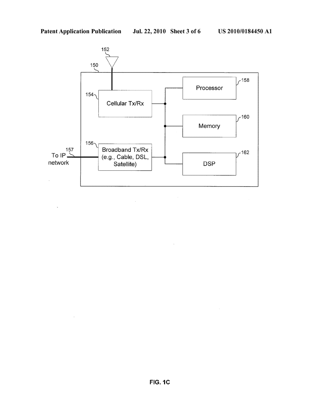 METHOD AND SYSTEM FOR CONTROLLING PARAMETERS OF A COMMUNICATION CHANNEL BETWEEN A FEMTOCELL AND A CELLULAR ENABLED COMMUNICATION DEVICE - diagram, schematic, and image 04