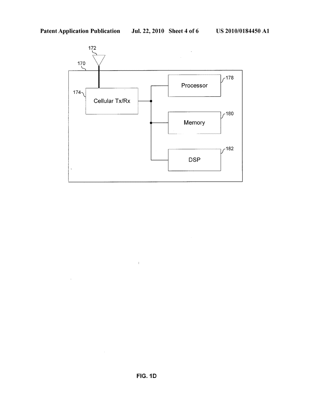 METHOD AND SYSTEM FOR CONTROLLING PARAMETERS OF A COMMUNICATION CHANNEL BETWEEN A FEMTOCELL AND A CELLULAR ENABLED COMMUNICATION DEVICE - diagram, schematic, and image 05