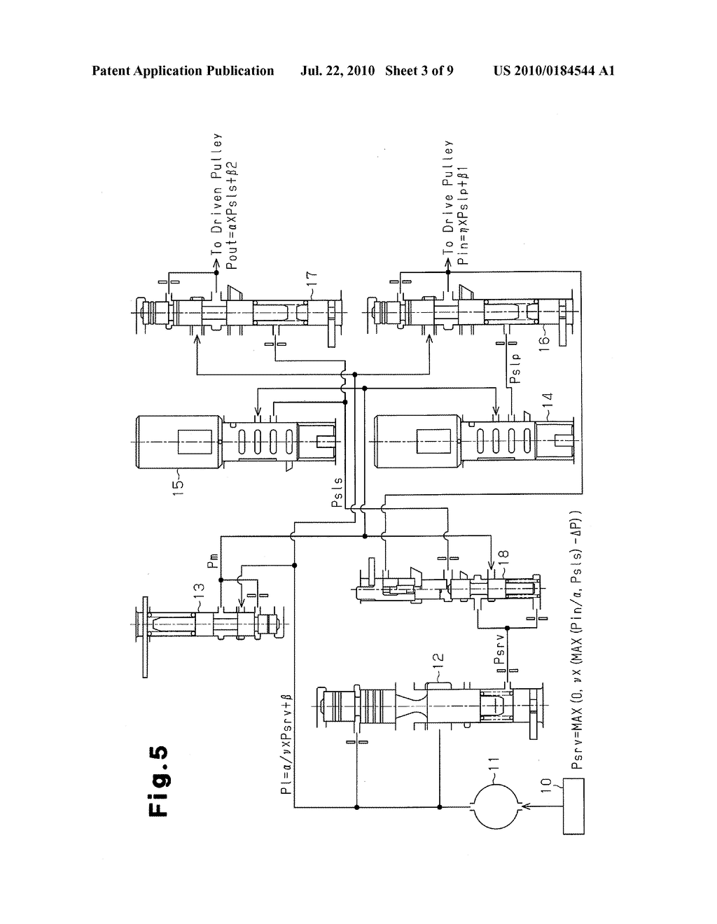 HYDRAULIC CONTROL SYSTEM FOR TRANSMISSION - diagram, schematic, and image 04