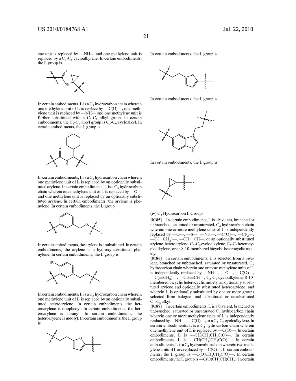 Isoprenyl Compounds and Methods Thereof - diagram, schematic, and image 36