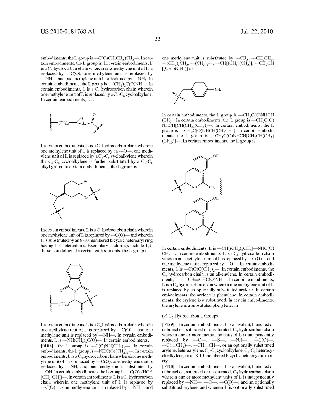 Isoprenyl Compounds and Methods Thereof - diagram, schematic, and image 37