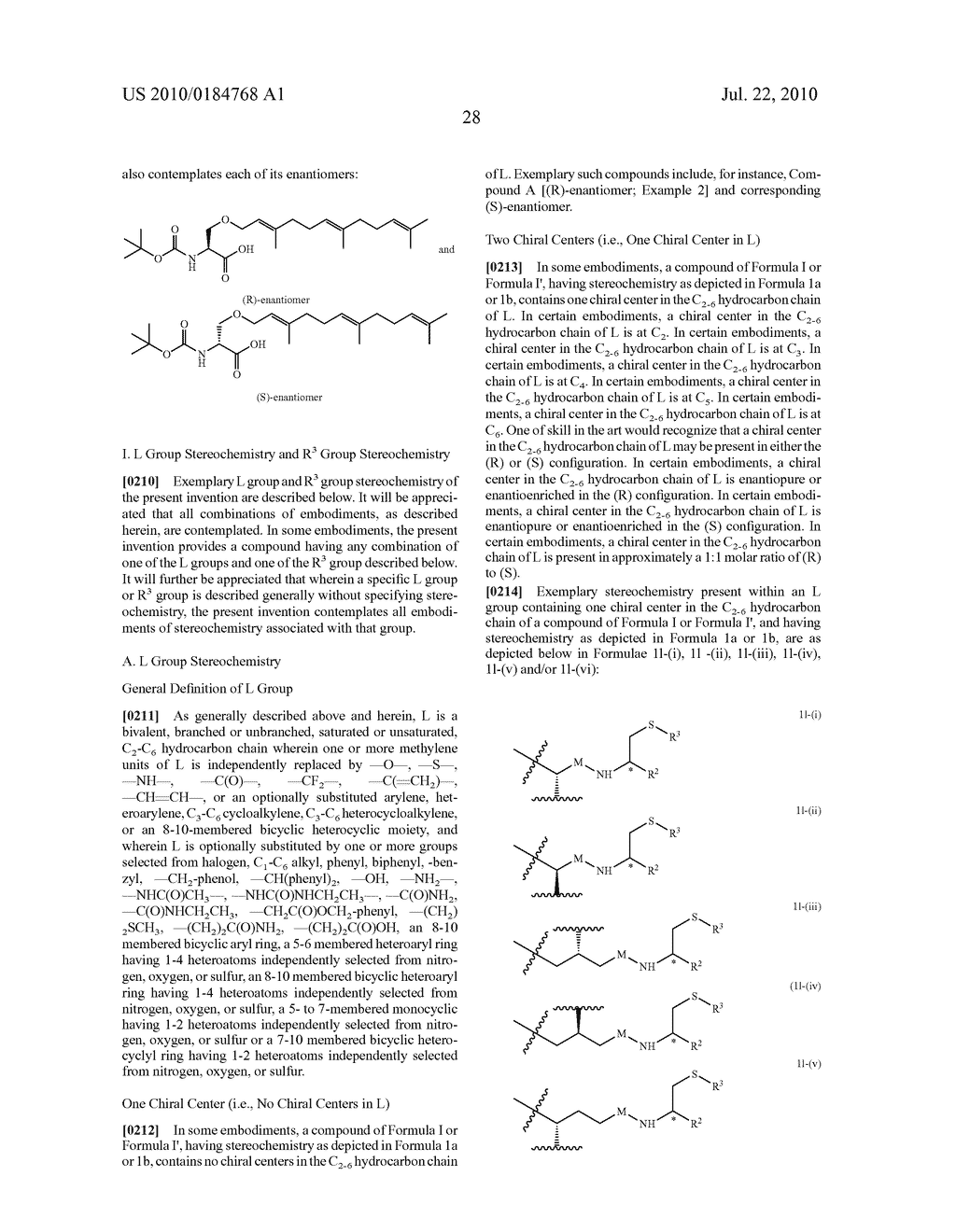 Isoprenyl Compounds and Methods Thereof - diagram, schematic, and image 43