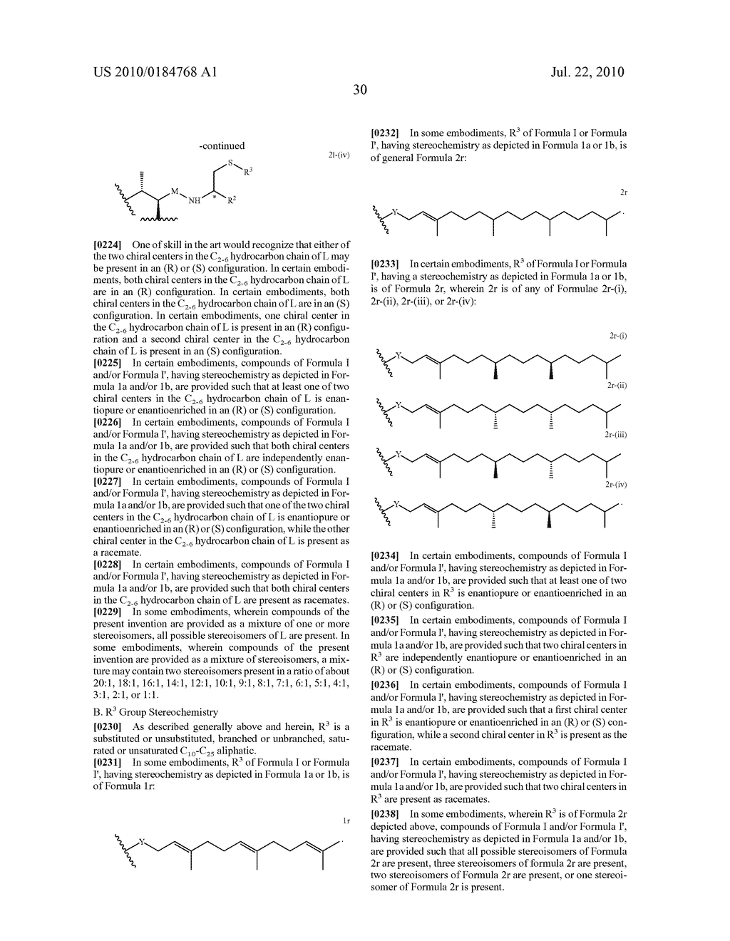 Isoprenyl Compounds and Methods Thereof - diagram, schematic, and image 45