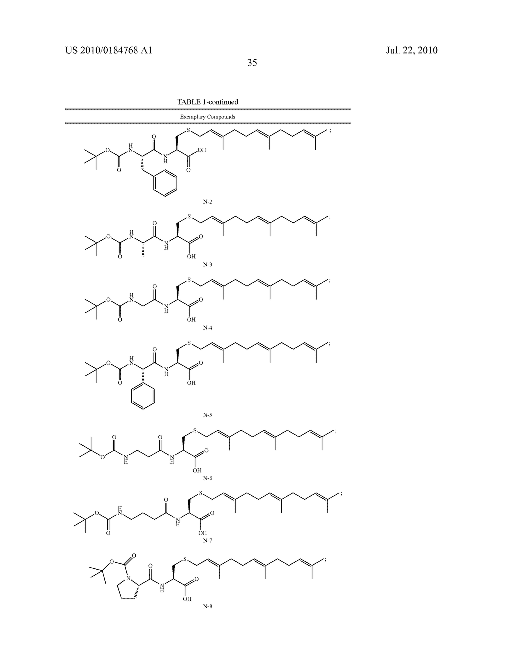 Isoprenyl Compounds and Methods Thereof - diagram, schematic, and image 50