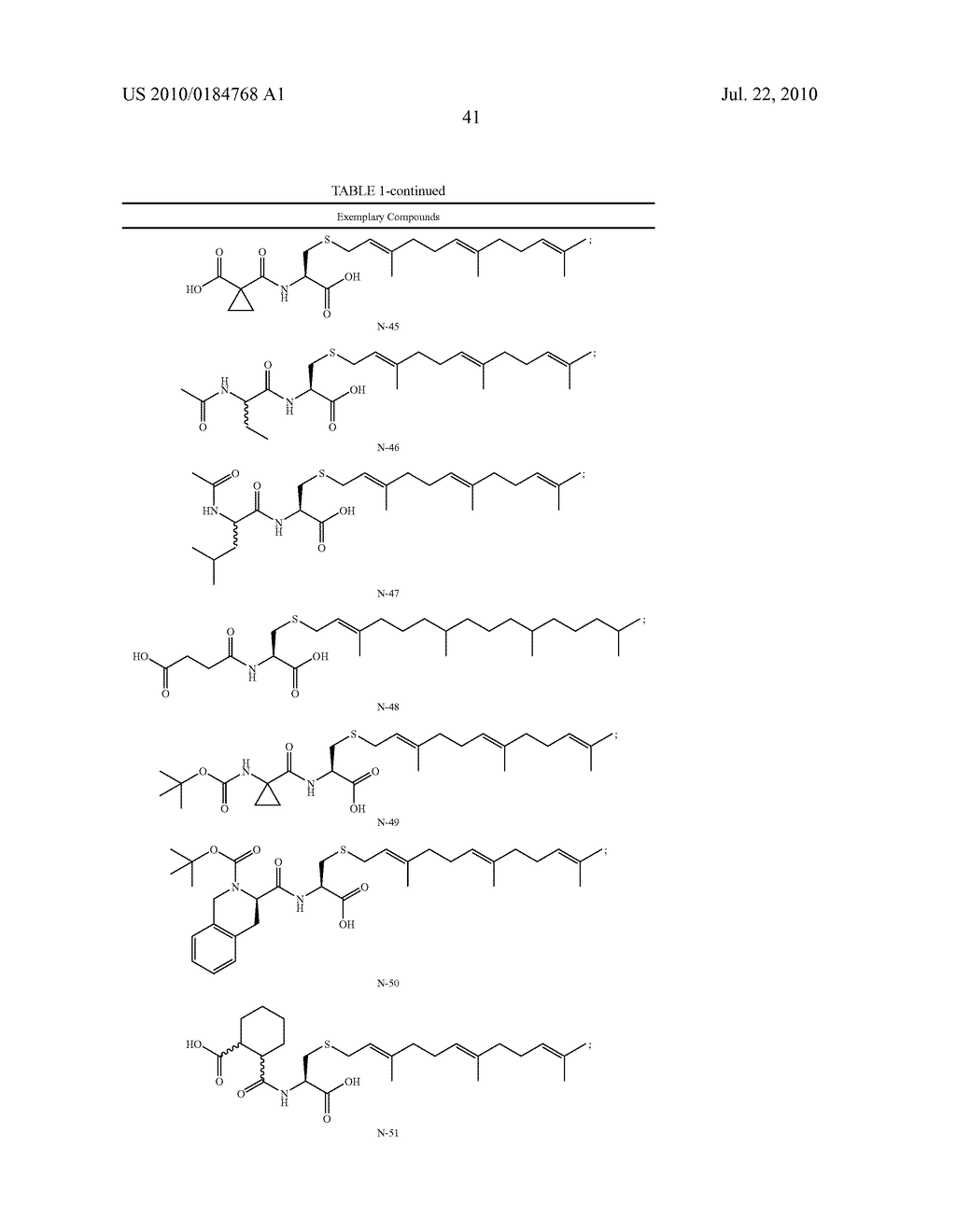 Isoprenyl Compounds and Methods Thereof - diagram, schematic, and image 56