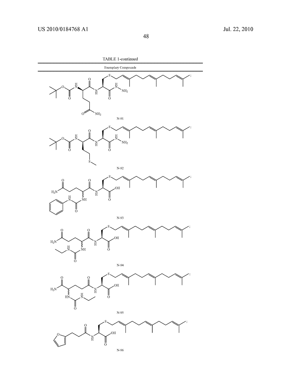 Isoprenyl Compounds and Methods Thereof - diagram, schematic, and image 63