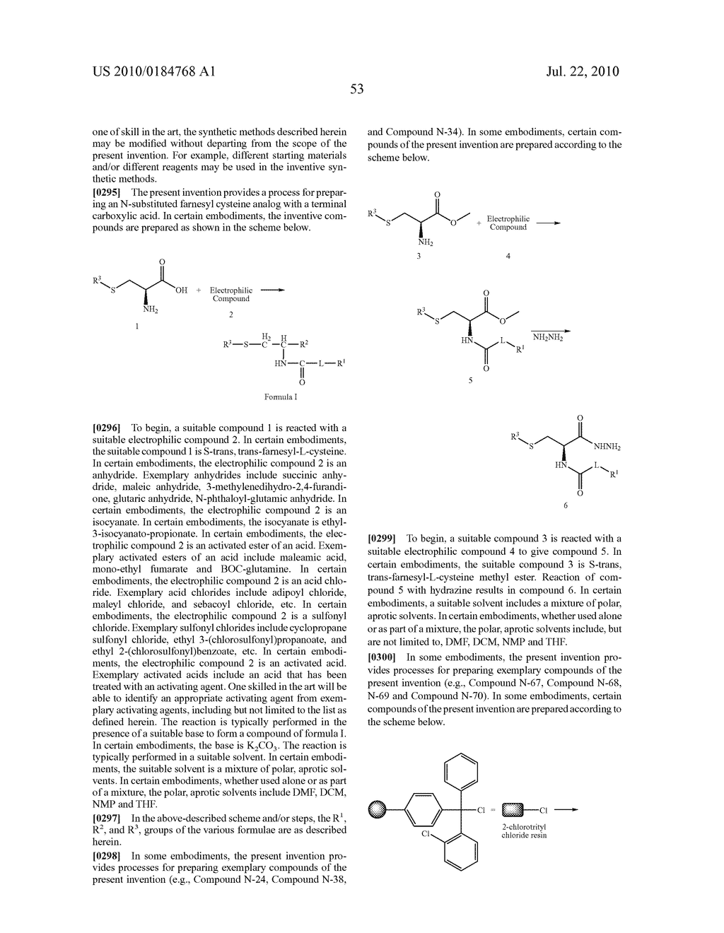 Isoprenyl Compounds and Methods Thereof - diagram, schematic, and image 68