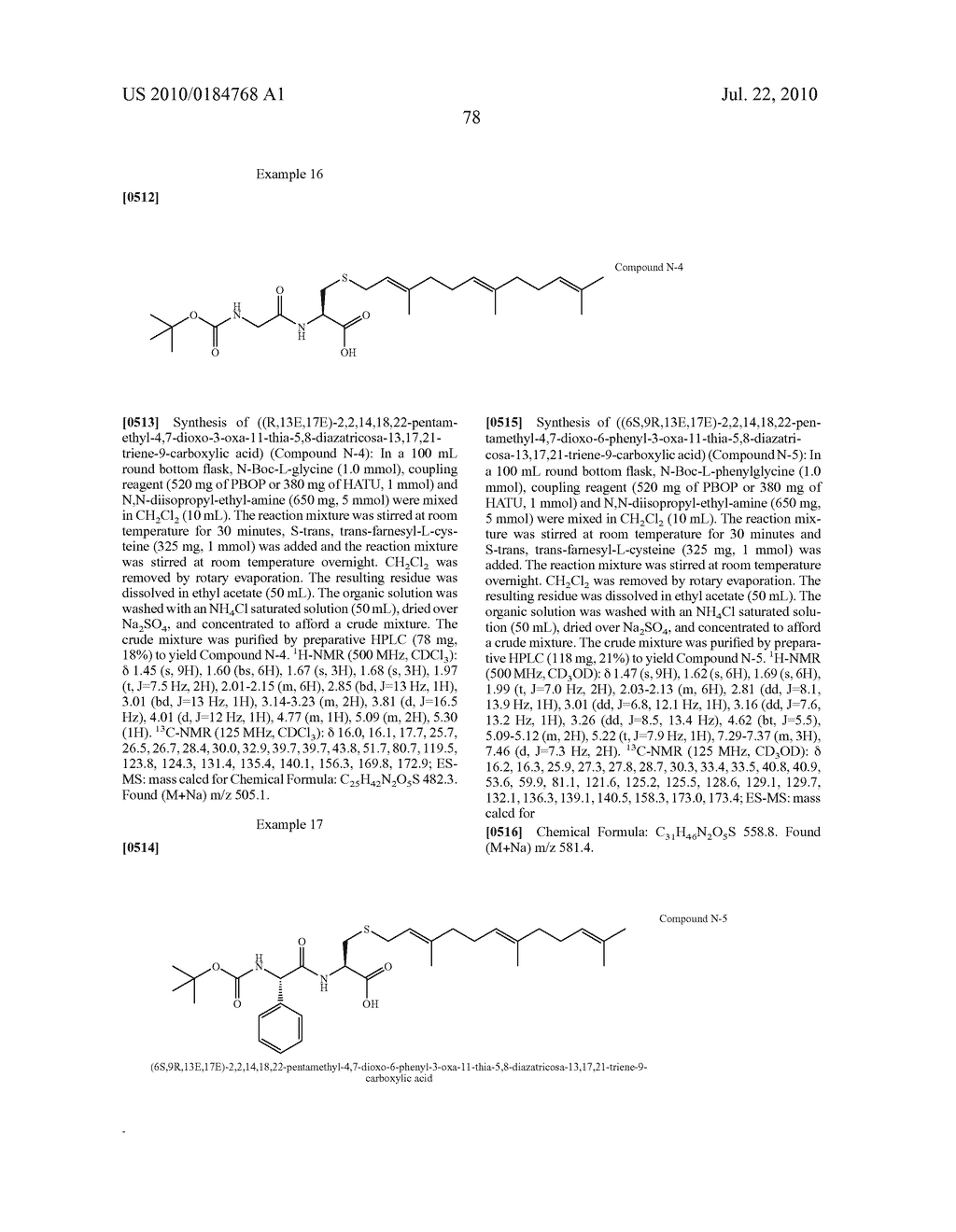 Isoprenyl Compounds and Methods Thereof - diagram, schematic, and image 93