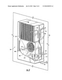CLIMATE CONTROL SYSTEM FOR AN ENCLOSURE diagram and image