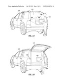 VEHICLE MODE ACTIVATION BY GESTURE RECOGNITION diagram and image