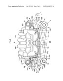 Disk brake diagram and image