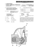 ROCKING BEARING OUTER RING, ROCKING BEARING, AIR DISC BRAKE DEVICE, AND FITTING STRUCTURE OF ROCKING BEARING OUTER RING diagram and image