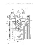 Electrical Panel Input Interlock Assembly diagram and image