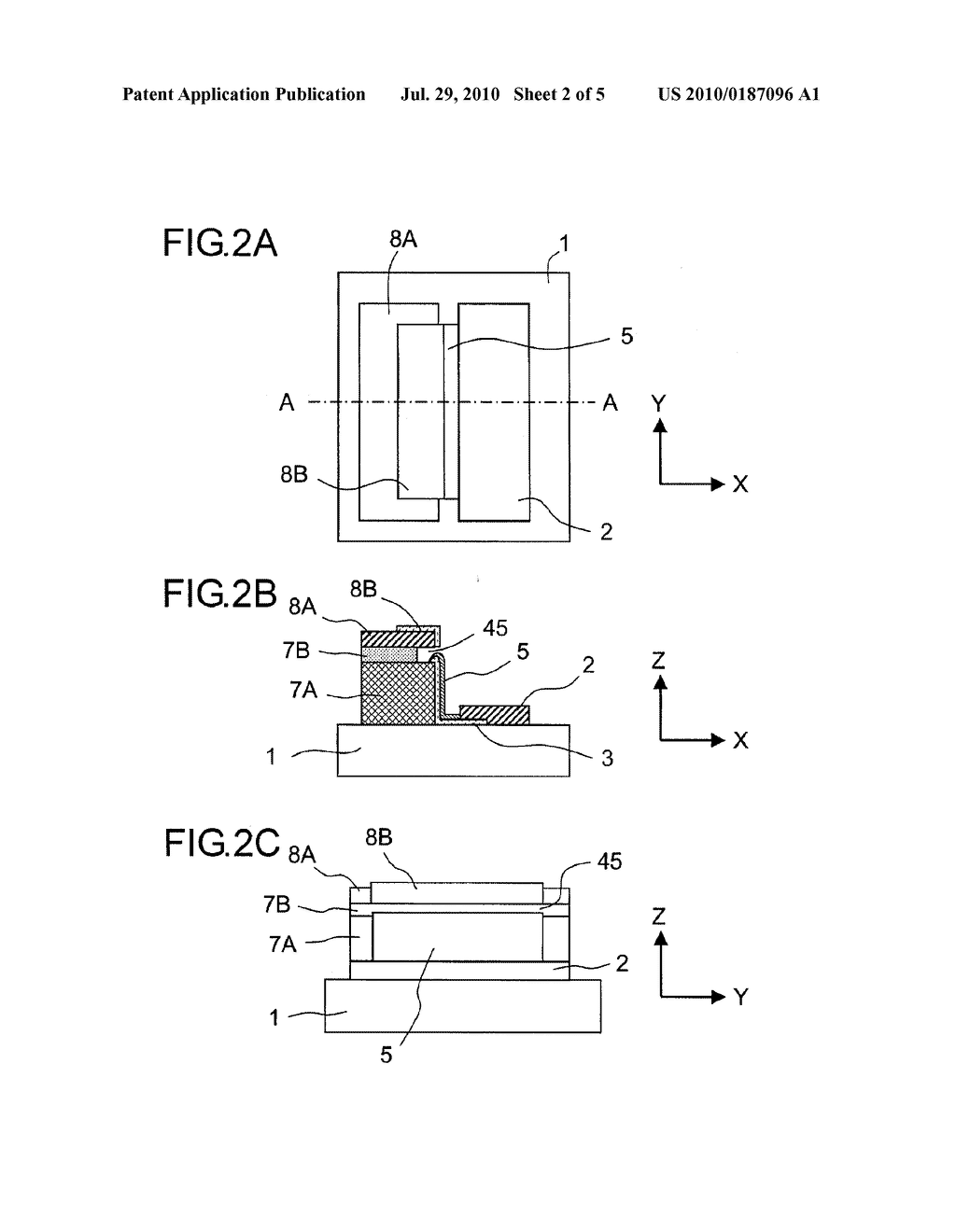 MANUFACTURING METHOD OF AN ELECTRON-EMITTING DEVICE, AND MANUFACTURING METHOD OF A LANTHANUM BORIDE FILM - diagram, schematic, and image 03