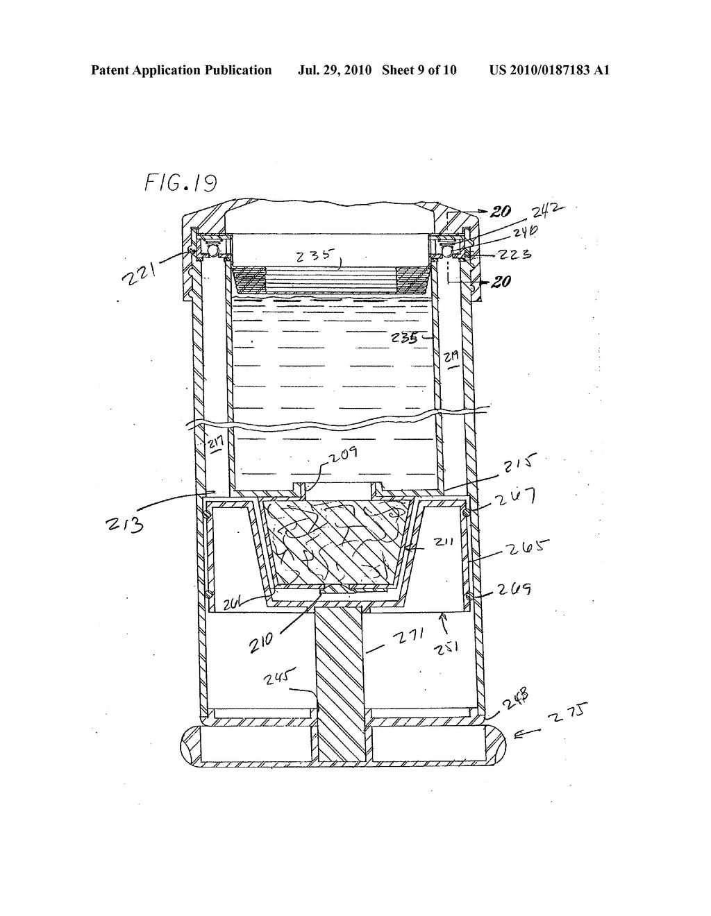 fluid pump schematic
