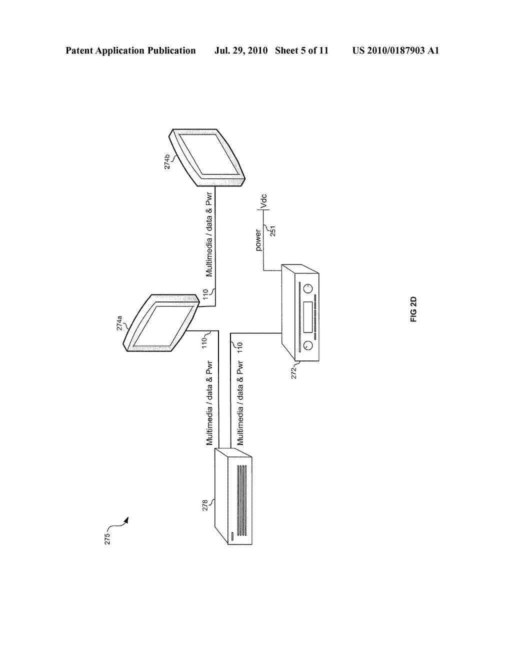 METHOD AND SYSTEM FOR VEHICULAR POWER DISTRIBUTION UTILIZING POWER OVER ETHERNET IN AN AIRCRAFT - diagram, schematic, and image 06