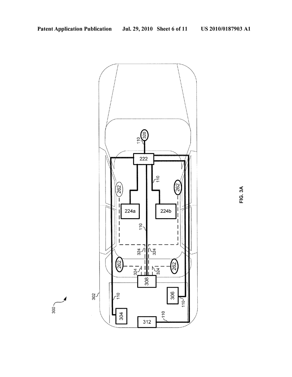 METHOD AND SYSTEM FOR VEHICULAR POWER DISTRIBUTION UTILIZING POWER OVER ETHERNET IN AN AIRCRAFT - diagram, schematic, and image 07