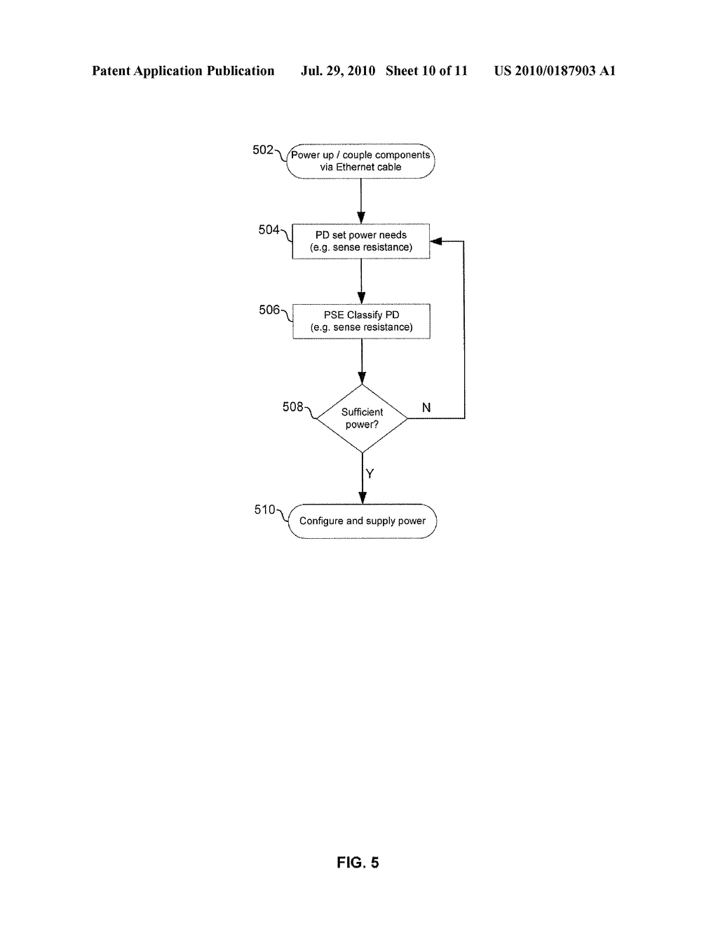 METHOD AND SYSTEM FOR VEHICULAR POWER DISTRIBUTION UTILIZING POWER OVER ETHERNET IN AN AIRCRAFT - diagram, schematic, and image 11