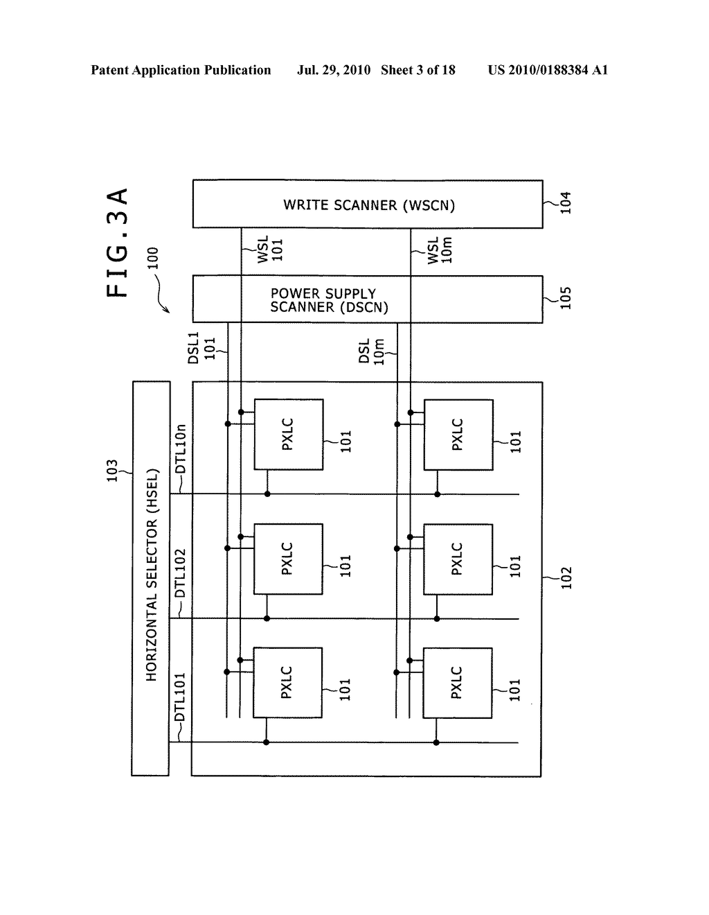 Display apparatus and method of driving same - diagram, schematic, and image 04