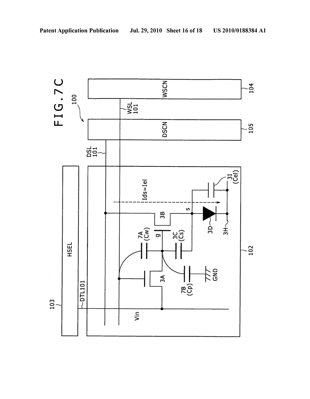 Display apparatus and method of driving same - diagram, schematic, and image 17