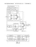 Phase motion detector for baseband YC separation diagram and image