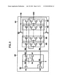 TEMPERATURE SENSING CIRCUIT OF SEMICONDUCTOR DEVICE diagram and image