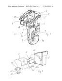LOCKING DEVICE FOR A VEHICLE SEAT diagram and image