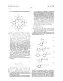 CYCLIC COMPOUND, PHOTORESIST BASE MATERIAL AND PHOTORESIST COMPOSITION diagram and image