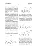 3, 10, AND 12a SUBSTITUTED TETRACYCLINE COMPOUNDS diagram and image