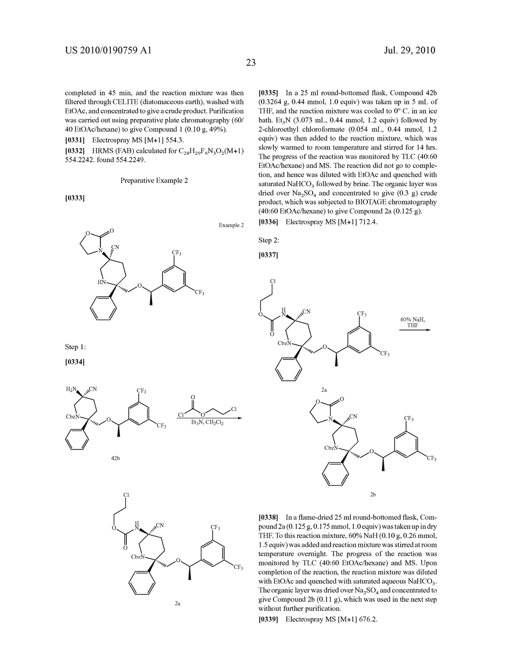 NK 1 ANTAGONISTS - diagram, schematic, and image 24