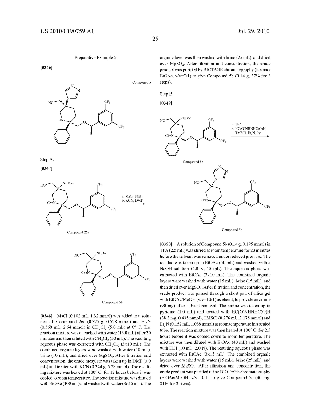 NK 1 ANTAGONISTS - diagram, schematic, and image 26