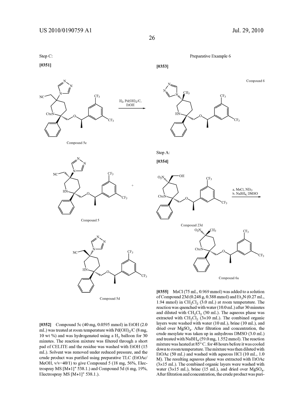 NK 1 ANTAGONISTS - diagram, schematic, and image 27