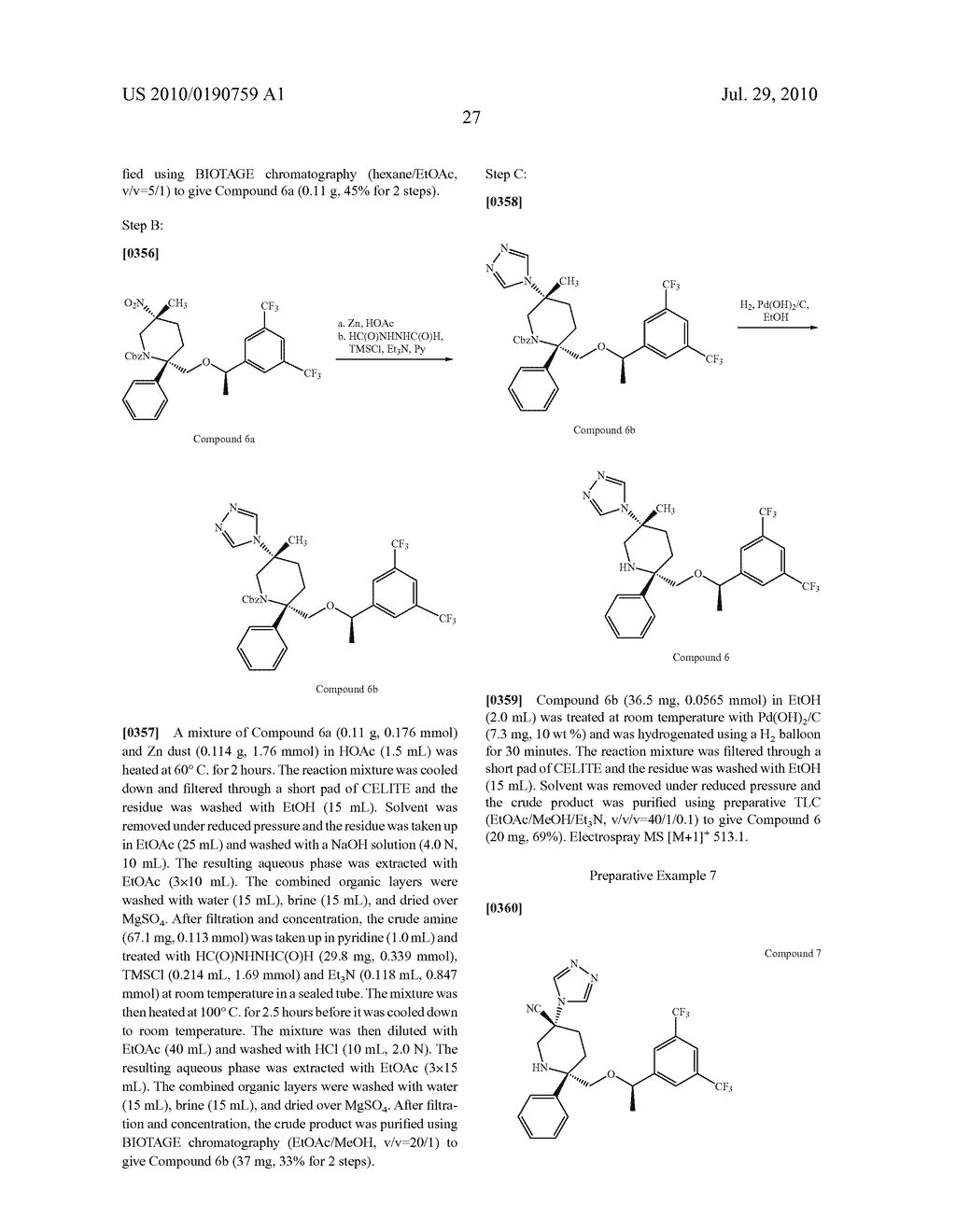 NK 1 ANTAGONISTS - diagram, schematic, and image 28